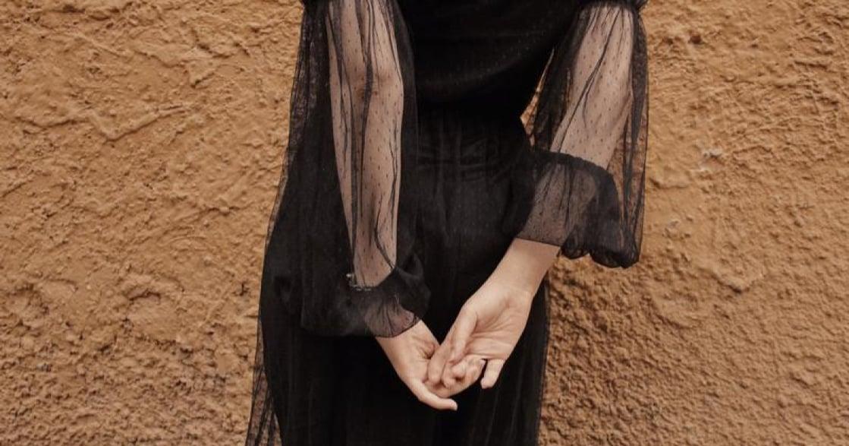 衣櫃裡的那件黑洋裝:黑色對我而言,是勇敢的顏色