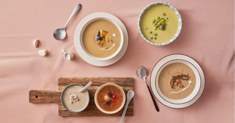 「美味・健力湯」健康與美味的完美結合,11 種口味天天喝也不會膩!