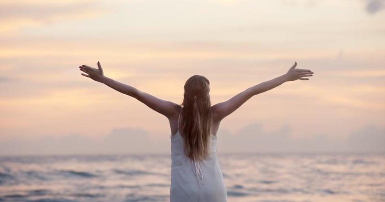 「對自己敞開心胸」是一個長期被忽視的力量