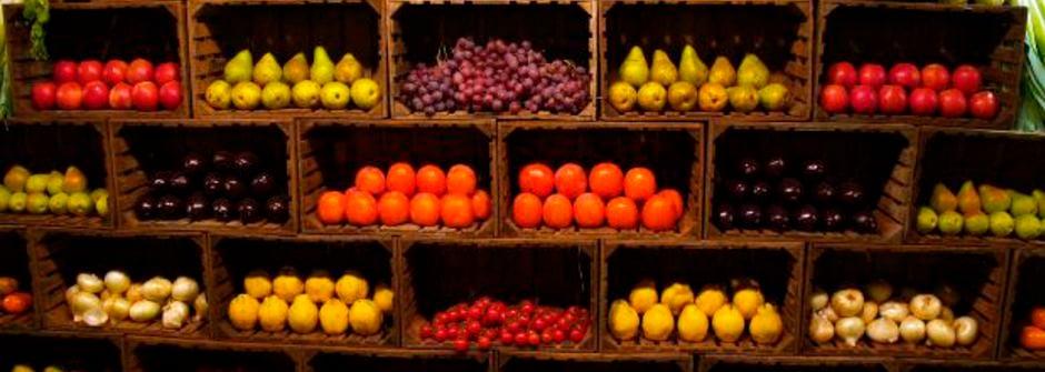 多吃蔬菜水果,健康的第一步!
