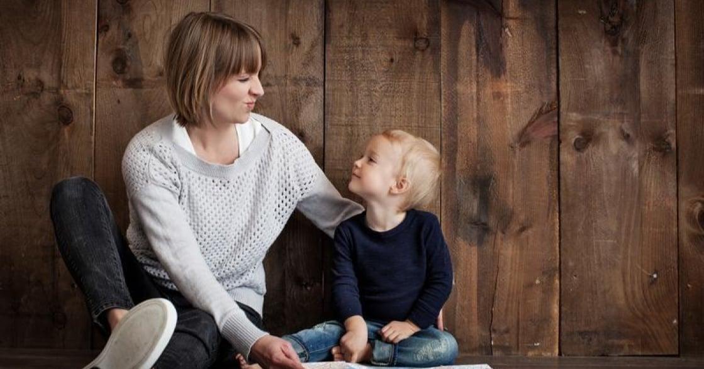 給單親媽媽的 10 句話:養育孩子這漫漫長路,謝謝妳一個人挺過來