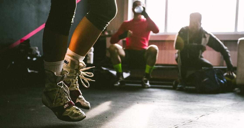 【運動小姐】跳繩是找到自己的節奏,不追求擁有終點