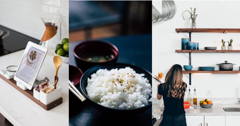 【料理知識家】BBC沒教的事:沒有電飯鍋也能煮出完美米飯
