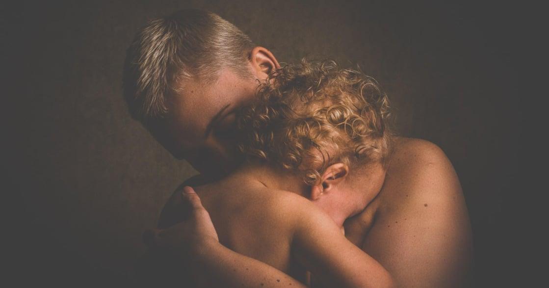 其實孩子什麼都懂:離婚之後,允許讓孩子看見你的脆弱