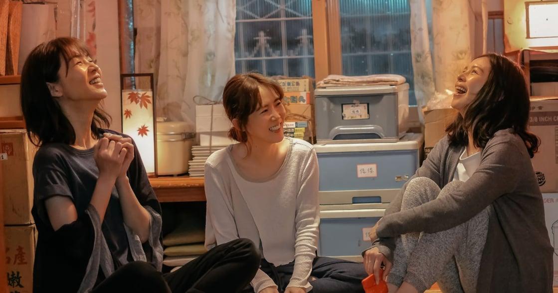 《孤味》導演週記|謝謝孫可芳,你讓戲裡戲外的我們成了一家人