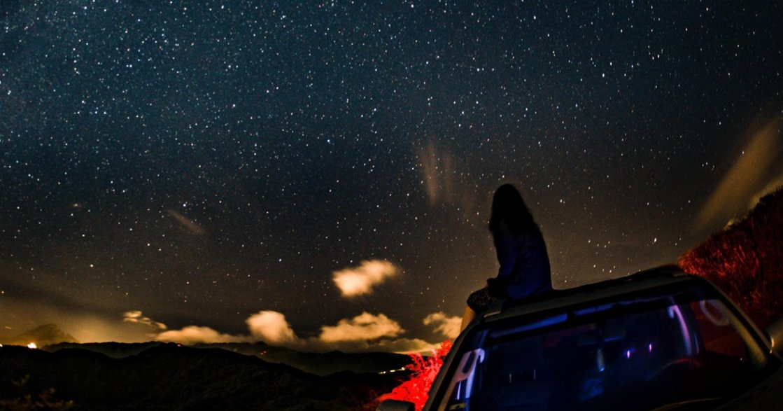 星星教會我的三件事——一個憂鬱症患者在天文台的領悟