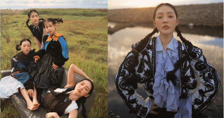 專訪小 S 與三個女兒:「每天起床不管三七二十一,要跟自己說:你美到爆!」