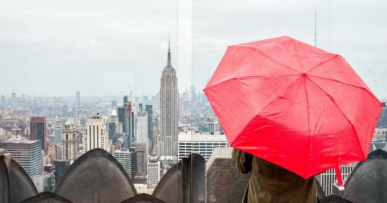 【紐約都會愛情】在紐約,與中學時代傾慕的學長重逢