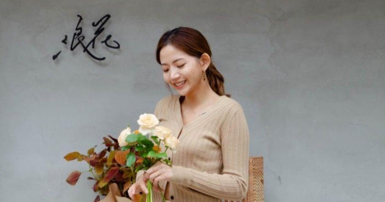 沒有一朵花姿態相同,專訪花藝師陳艾琳:低潮與花藝,讓我找到自己的位置