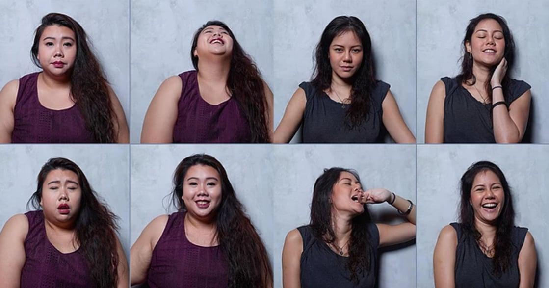 巴西攝影師記錄女性高潮,攝下真實珍貴瞬間:高潮的 5 種表現
