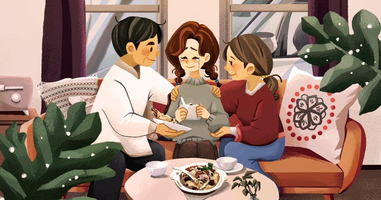 【冬天餐桌故事】一起吃碗麻油雞:有人陪著、聽你傾訴,是最暖的幸福
