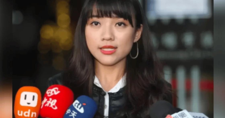 性別霸凌?罷免議員黃捷,理由書內容:「擦口紅、太兇、挺香港」
