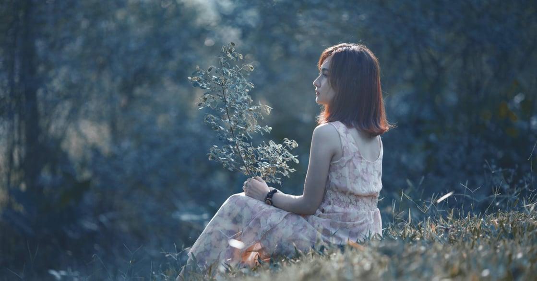 你也有週期性憂鬱嗎?四個小方法輕柔陪伴自己