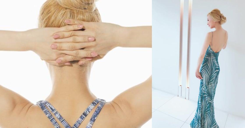 背部也會長痘痘?6 種秘訣,讓你在家也能做的背部保養