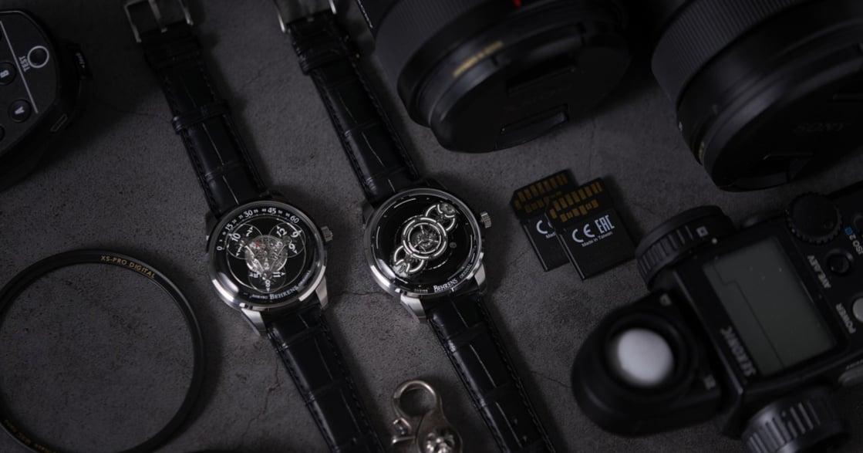德國精密工藝出身、入圍日內瓦鐘錶大賞:貝倫斯 BEHRENS 進駐台灣市場