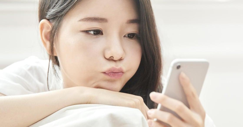 從曖昧跟交往傳訊息的方式來檢視——你擁有怎樣的愛情觀?