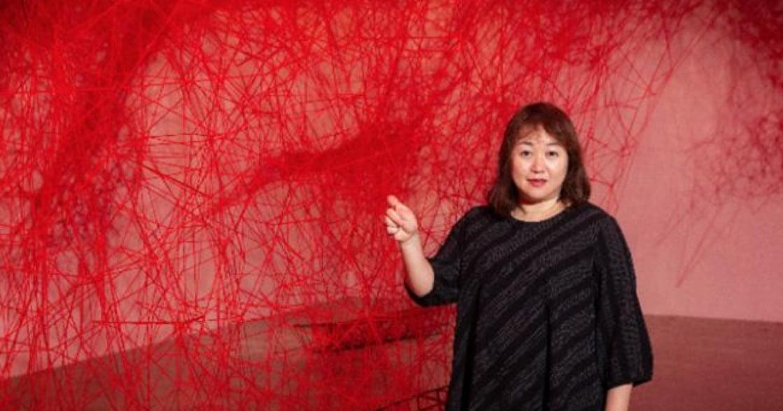 「對台灣的第一印象竟然是性別?」日本最受歡迎的藝術家:塩田千春的 10 個小秘密