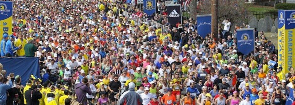 你所不知道的波士頓馬拉松(Boston Marathon)