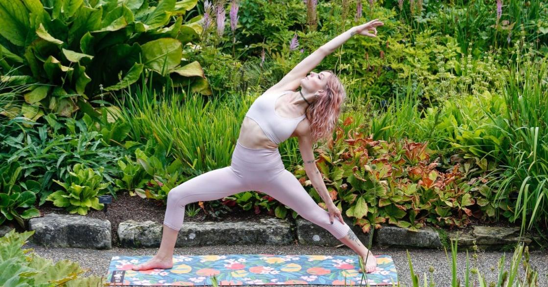專訪瑜伽老師:用瑜伽與自己的身體來場深層對話,改善自律神經失調