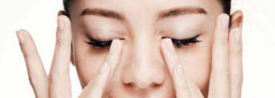 避免長肉芽的眼霜塗抹法