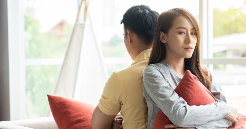致期望被深深了解的戀人們:爭吵時每一個「但是」,都意味著「我不同意你」