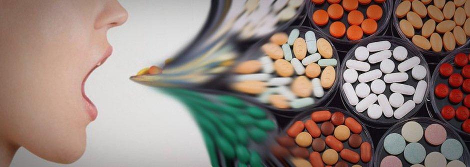 氣的修正與療癒:抗生素怎麼用?