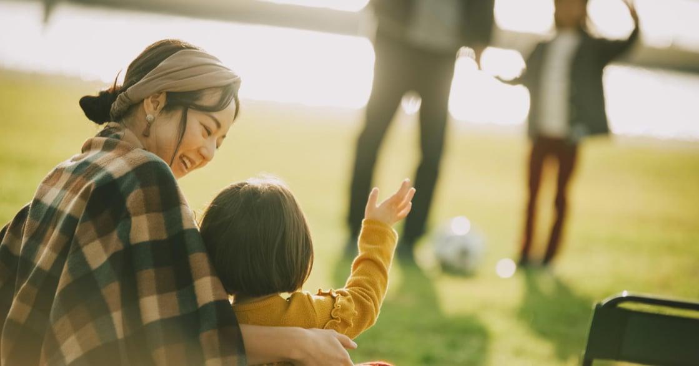為了孩子不離婚真的好嗎?致婚姻觸礁的你:一定要先保護好自己,才能保護孩子