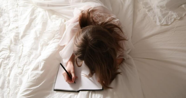 成為接納自己的內向者:寫日記記錄今天的我,專注安定於每個當下