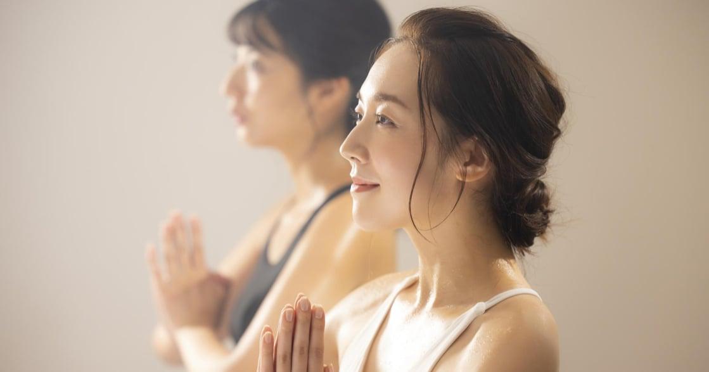 「找回自己的身體,就能慢慢靠近支離破碎的心」瑜伽練習:學會接納自己