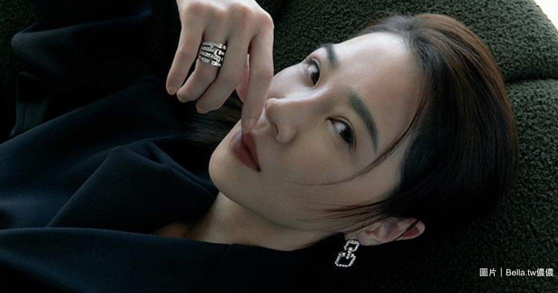 專訪《俗女養成記》謝盈萱:我要謝謝陳嘉玲!真正的謝盈萱,她就是一個俗到不行的人
