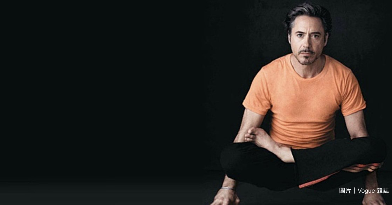 看鋼鐵人練瑜伽:用心感受,你將不再處於一片荒蕪的黑暗之中