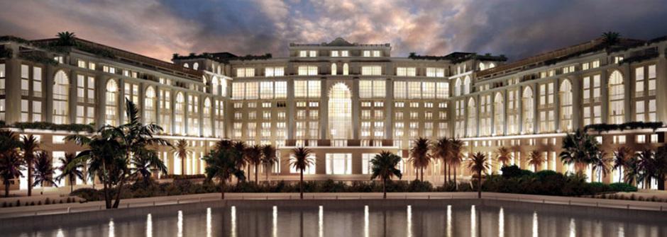 五大精品時尚品牌跨界打造時尚酒店