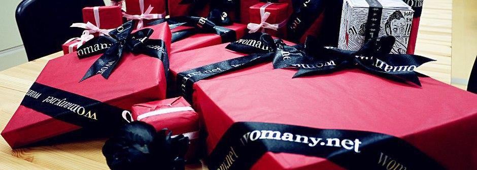 生理期,就讓我們來照顧妳!女人迷每月小紅盒計畫!