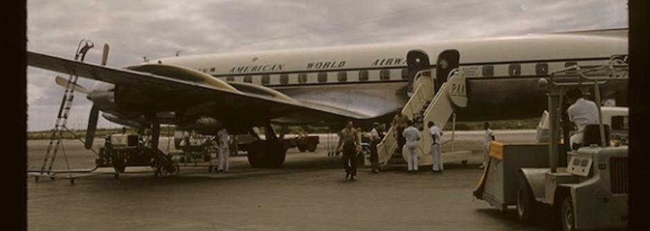 美國大兵以相機記錄1957年的寶島台灣