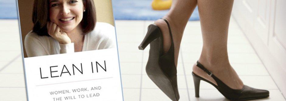 Lean In,女性力量征服職場