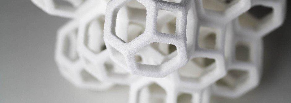 3D列印的無限可能:蛋糕上的糖霜塔