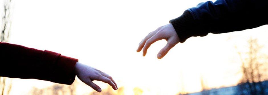 迷人週報:【內有藏頭詩一首送給妳】牽著你的手就是幸福