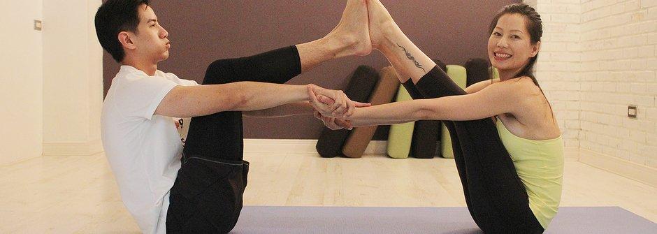 【關係瑜珈】感受對方心的第八課:當下的公平關係