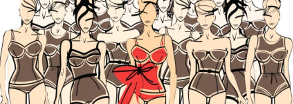 【女人的好奇學堂】第一堂:第一件內衣哪裡來?