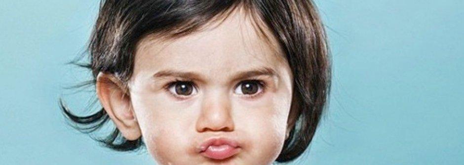 超療癒!「媽咪不要逼我吃檸檬嘛」攝影集