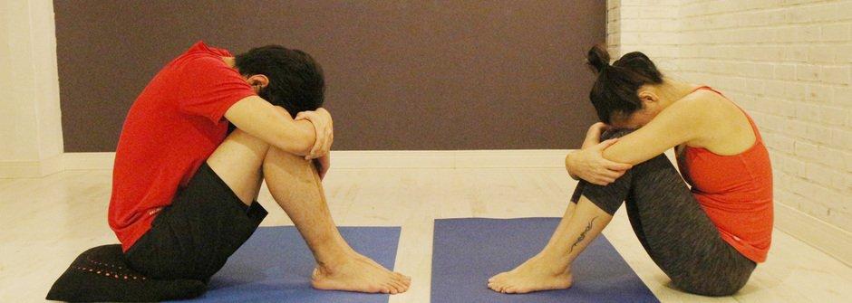 【關係瑜珈】第十八課: 跨越恐懼的關係