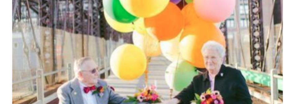 牽手61年,真實世界的天外奇蹟老夫妻