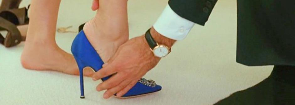 【慾望城市專欄】 凱莉愛鞋 MANOLO BLAHNIK