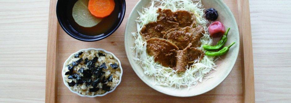 【美味料理食譜】帶來好運的薑燒豬肉(豚の生姜焼き)