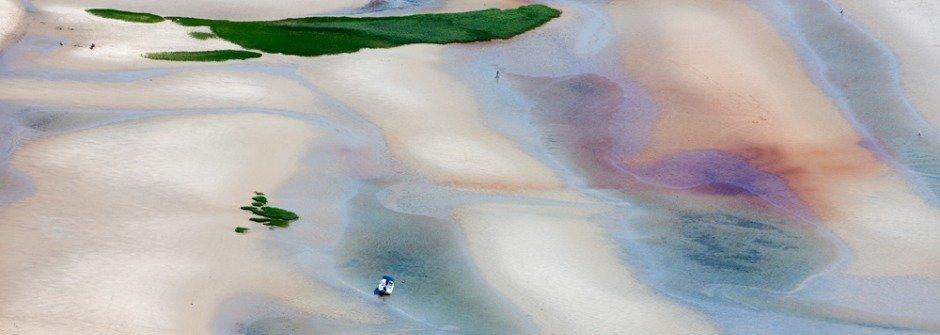 20 幅空中攝影,帶你領略絕美的調色盤世界