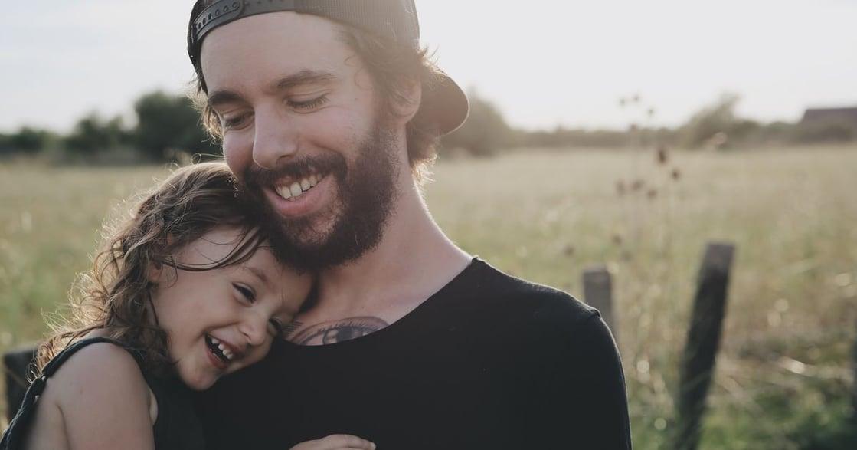 爸爸寫給四歲女兒最深的情話