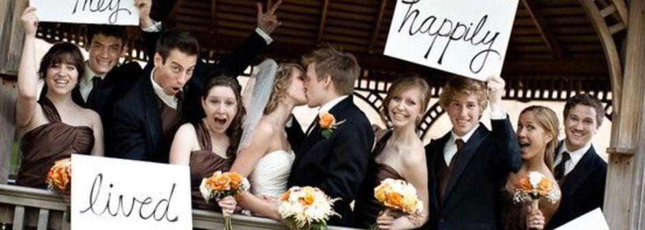 預約夢幻婚禮的五個幸福元素