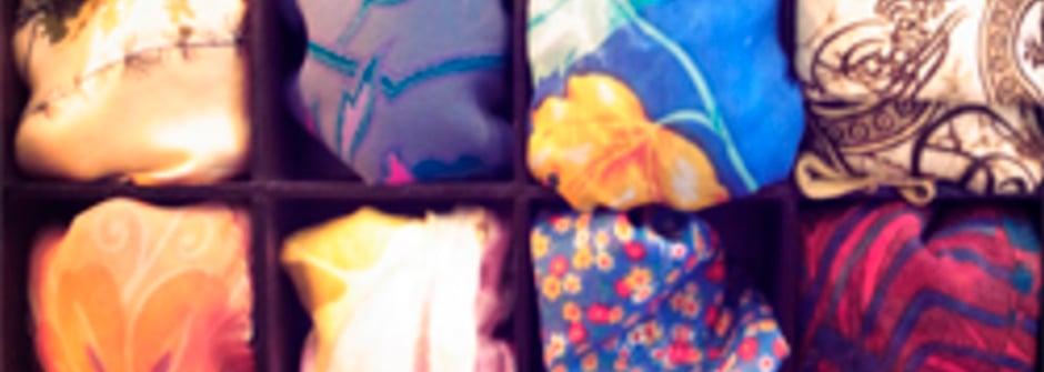 向 Hermes 學習!三種絲巾綁法步驟教學