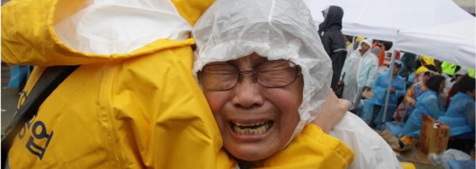 南韓船難生還者的真情告白:我想活下去