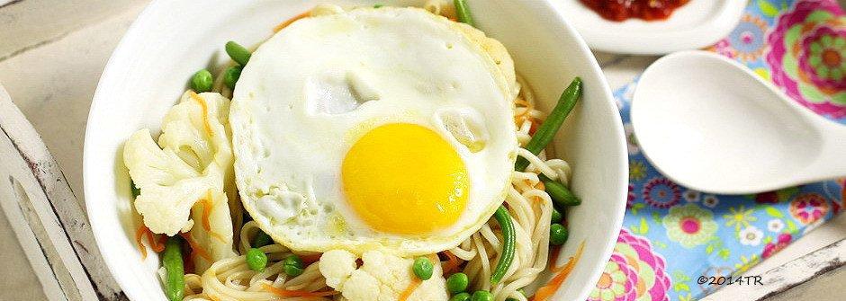 美味料理食譜:傑米.奧利佛也推薦的解酒良麵 Hungover noodles